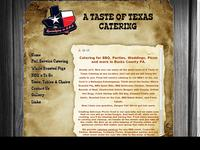 A Taste of Texas Catering