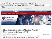 Best Hospital and Practice Management Software Company in India and USA
