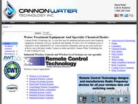 Cannon Water Technology Inc.
