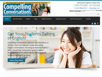 Compelling Conversations for English Teachers
