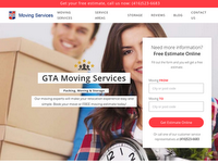 Count On GTA Moving Services in Toronto