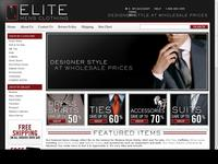 Elite Mens Clothing