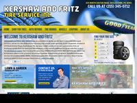 Kershaw and Fritz Tire Service