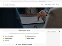 Law Service Providers