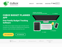 Manage Your Finances with Cubux
