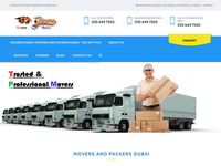 Movers & Packers in Dubai