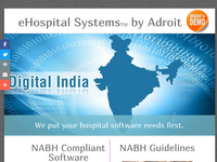 NABH Compliant EHR Software