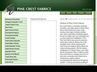 Pine Crest Fabrics