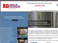 RD Heating and Air Conditioning