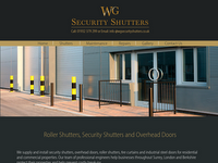 Security Shutters and Overhead Doors