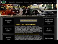 Toronto Exceptional Limo Service